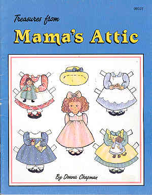 Image for Treasures from Mama's Attic