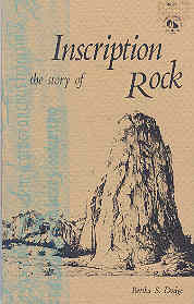 Image for The Story of Inscription Rock