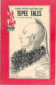 Image for Tepee Tales Indian Myths and Plain Talk