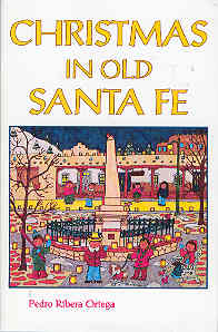 Image for Christmas in Old Santa Fe : Holiday Stories of a Historic City