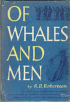 Image for Of Whales and Men
