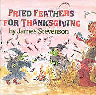 Image for Fried Feathers for Thanksgiving
