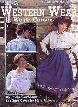 Image for Western Wear in Waste Canvas