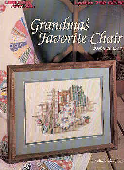 Image for Grandma's Favorite Chair