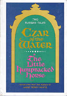 Image for Czar of the Water The Little Humpbacked Horse