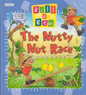 Image for Bill and Ben The Nutty Nut Race