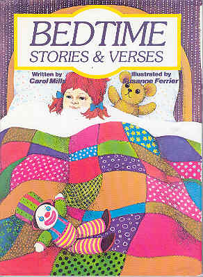 Image for Bedtime Stories & Verses