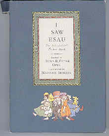 Image for I Saw Esau : The Schoolchild's Pocket Book