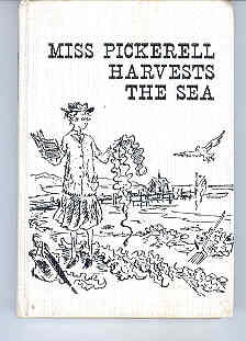 Image for Miss Pickerell Harvests the Sea