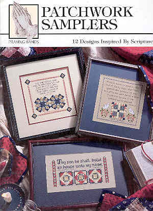 Image for Patchwork Samplers - Cross-stitch