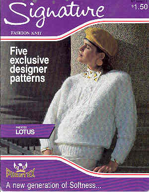 Image for Five Exclusive Designer Patterns - Signature