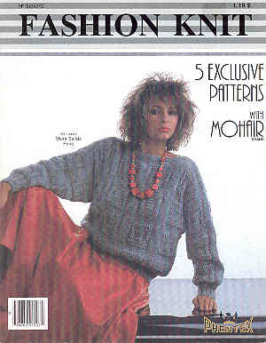 Image for Fashion Knit with Mohair - Phentex