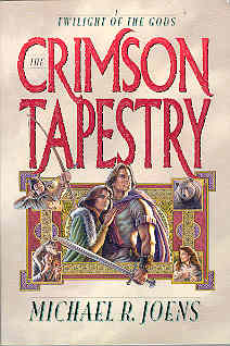 Image for The Crimson Tapestry (Twilight of the Gods Ser., Vol. 1)
