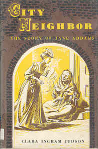 Image for City Neighbor - The Story of Jane Addams