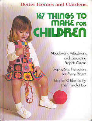 Image for 167 Things to Make for Children