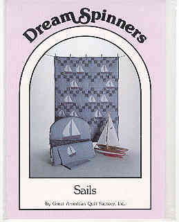Image for Sails - Dream Spinners