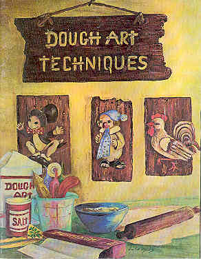 Image for Dough Art Techniques