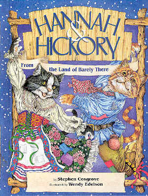 Image for Hannah and Hickory (Barely There Ser.)