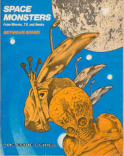 Image for Space Monsters from Movies, Tv, and Books