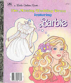 Image for The Missing Wedding Dress (featuring Barbie)