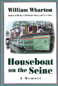 Image for Houseboat on the Seine : A Memoir