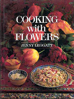 Image for Cooking with Flowers
