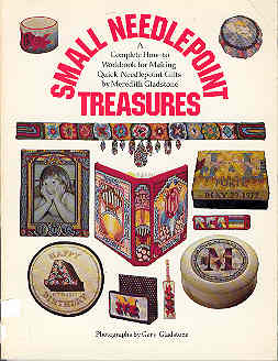 Image for Small Needlepoint Treasures : A Complete How-to Workbook for Making Quick Needlepoint Gifts