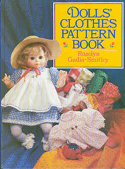 Image for Dolls' Clothes Pattern Book