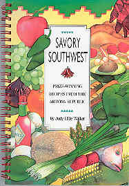 Image for Savory Southwest : Prize-Winning Recipes from the Arizona Republic