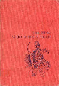 Image for The King Who Rides a Tiger and Other Folk Tales from Nepal