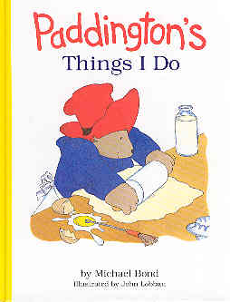 Image for Paddington's Things I Do