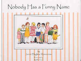 Image for Nobody Has a Funny Name