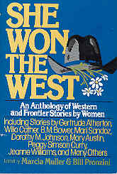 Image for She Won the West : An Anthology of Western and Frontier Stories by Women