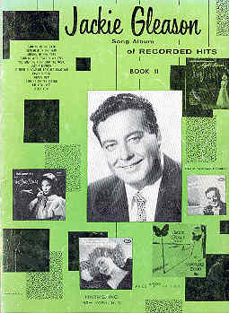 Image for Jackie Gleason Song Album of Recorded Hits Book II