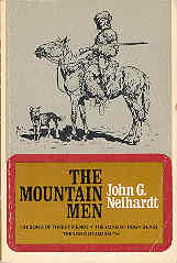 Image for The Mountain Men (A Cycle of the West Ser., Vol. 1)