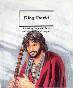 Image for King David