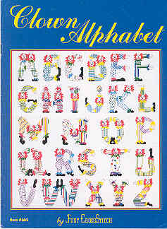 Image for Clown Alphabet