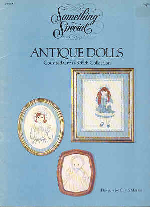 Image for Antique Dolls