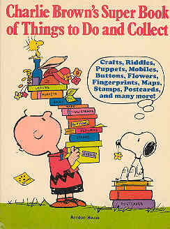 Image for Charlie Brown's Super Book of Things to Do and Collect