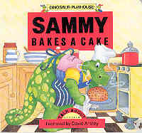 Image for Sammy Bakes a Cake