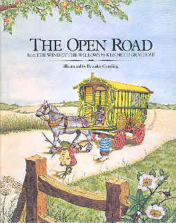 Image for The Wind in the Willows the Open Road