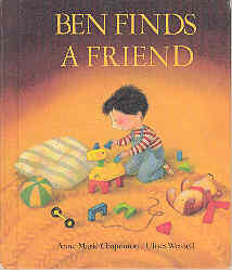 Image for Ben Finds a Friend