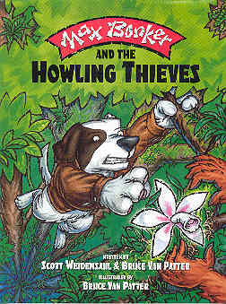 Image for Max Bonker and the Howling Thieves