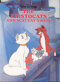 Image for The Aristocats Join Scat Cat's Band