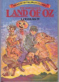 Image for The Marvelous Land of Oz