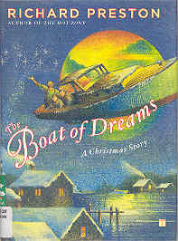 Image for The Boat of Dreams: A Christmas Story