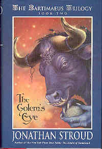Image for The Golem's Eye