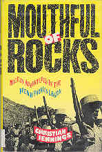 Image for Mouthful of Rocks: Modern Adventures in the French Foreign Legion