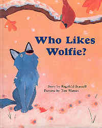 Image for Who Likes Wolfie?