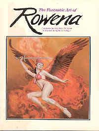 Image for The Fantastic Art of Rowena